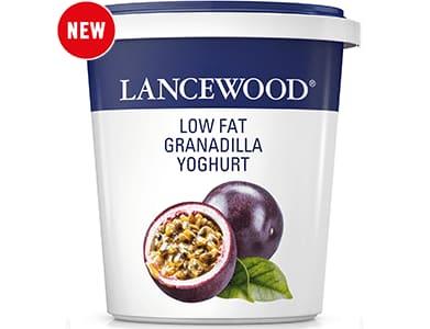 Low Fat Granadilla Yoghurt