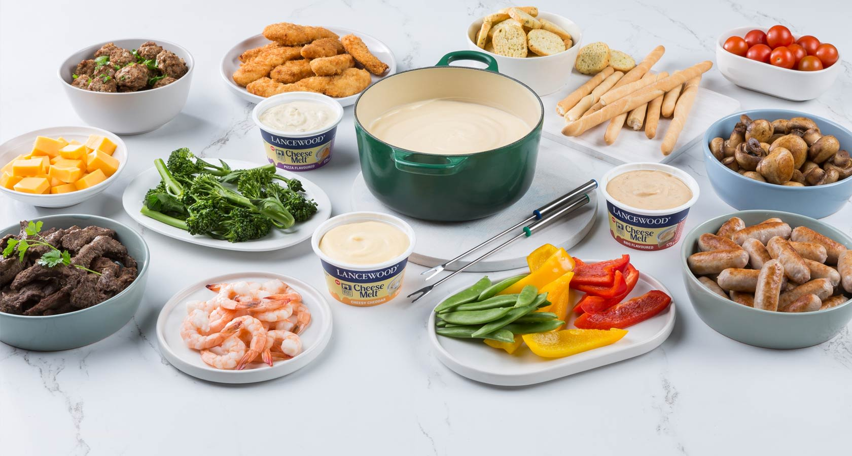Cheese Melt™ Heat & Eat