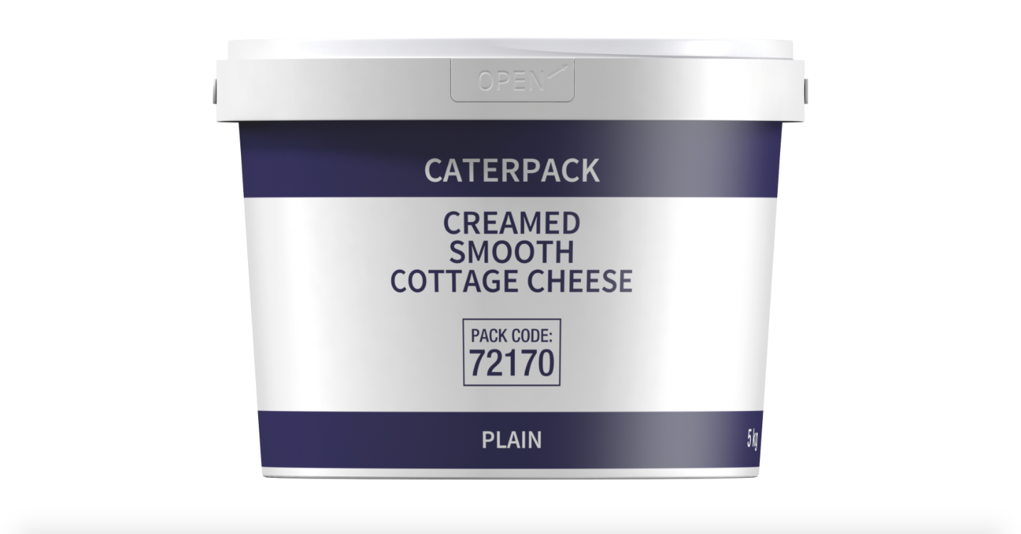 Caterpack Smooth Cottage Cheese