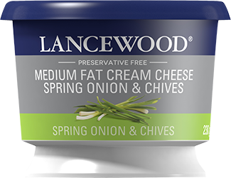 Spring Onion & Chives Cream Cheese