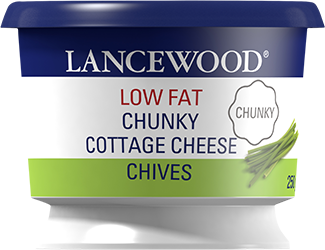 Chunky Chives Cottage Cheese
