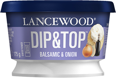 Balsamic & Onion Dip