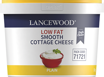 Low Fat Smooth Cottage Cheese Bulk