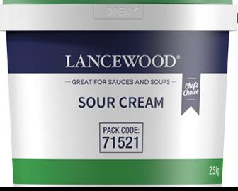 Sour Cream FSI