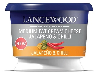 Jalapeño & Chilli Cream Cheese