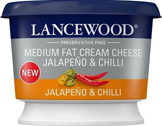 Jalapeño & Chilli Cream Cheese