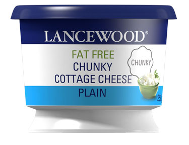 Fat Free Chunky Cottage Cheese