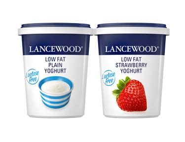 Lactose Free Low Fat Yoghurt