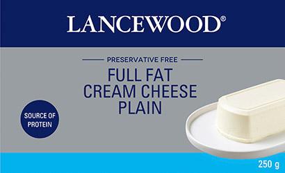 Full Fat Plain Cream Cheese
