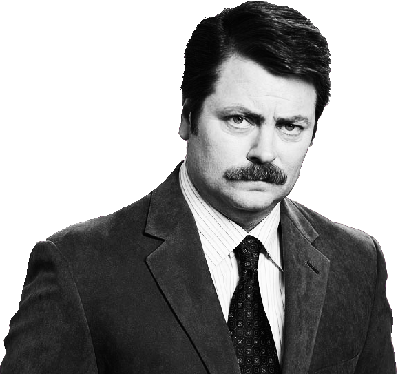 the Ron Swanson