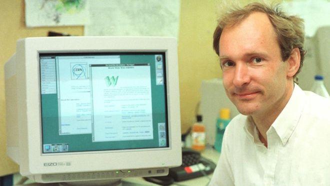 ¡Felices 30 Años WWW! 1