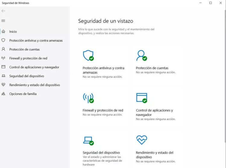 Usar Microsoft Defender o instalar antivirus gratuitos en Windows 10: estos son los argumentos a favor de las alternativas 3