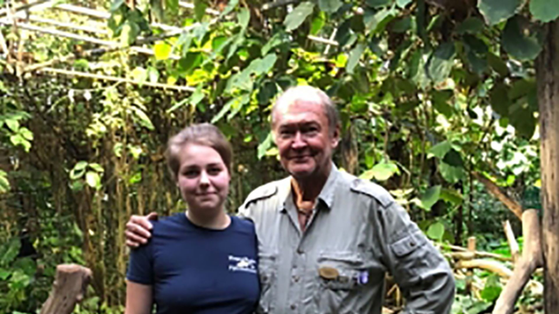 Amanda, från student till djurvårdare!
