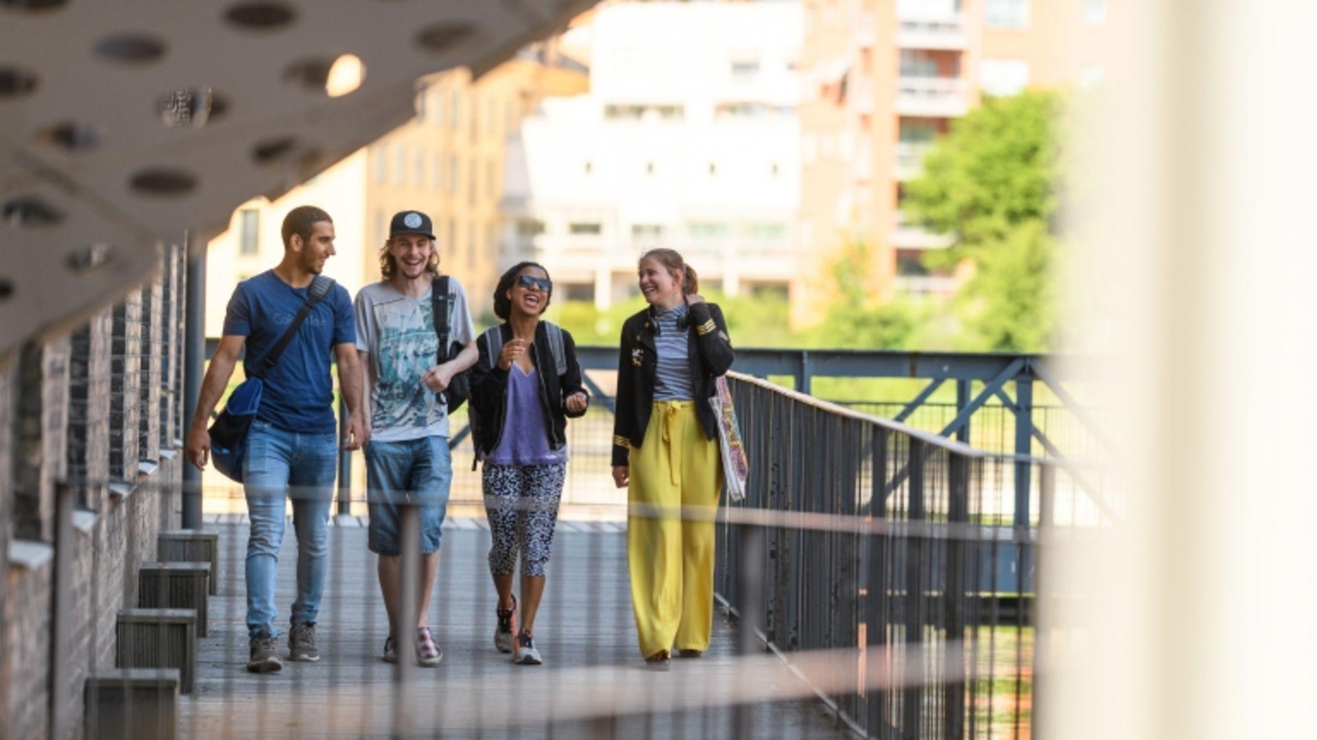 Realgymnasiet i Nyköping startar hälsosatsning