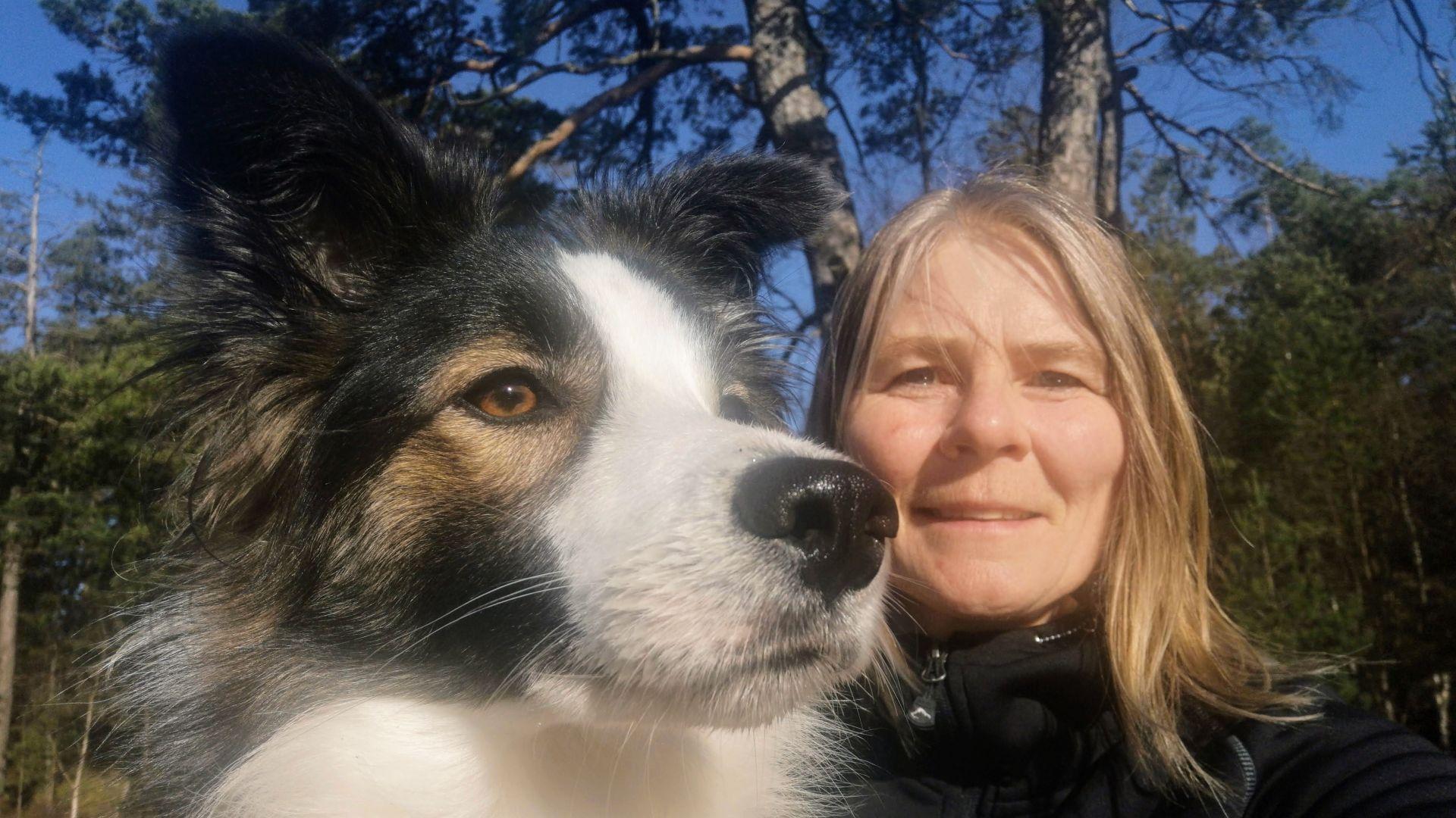 Lär känna vår djurvårdslärare Irja