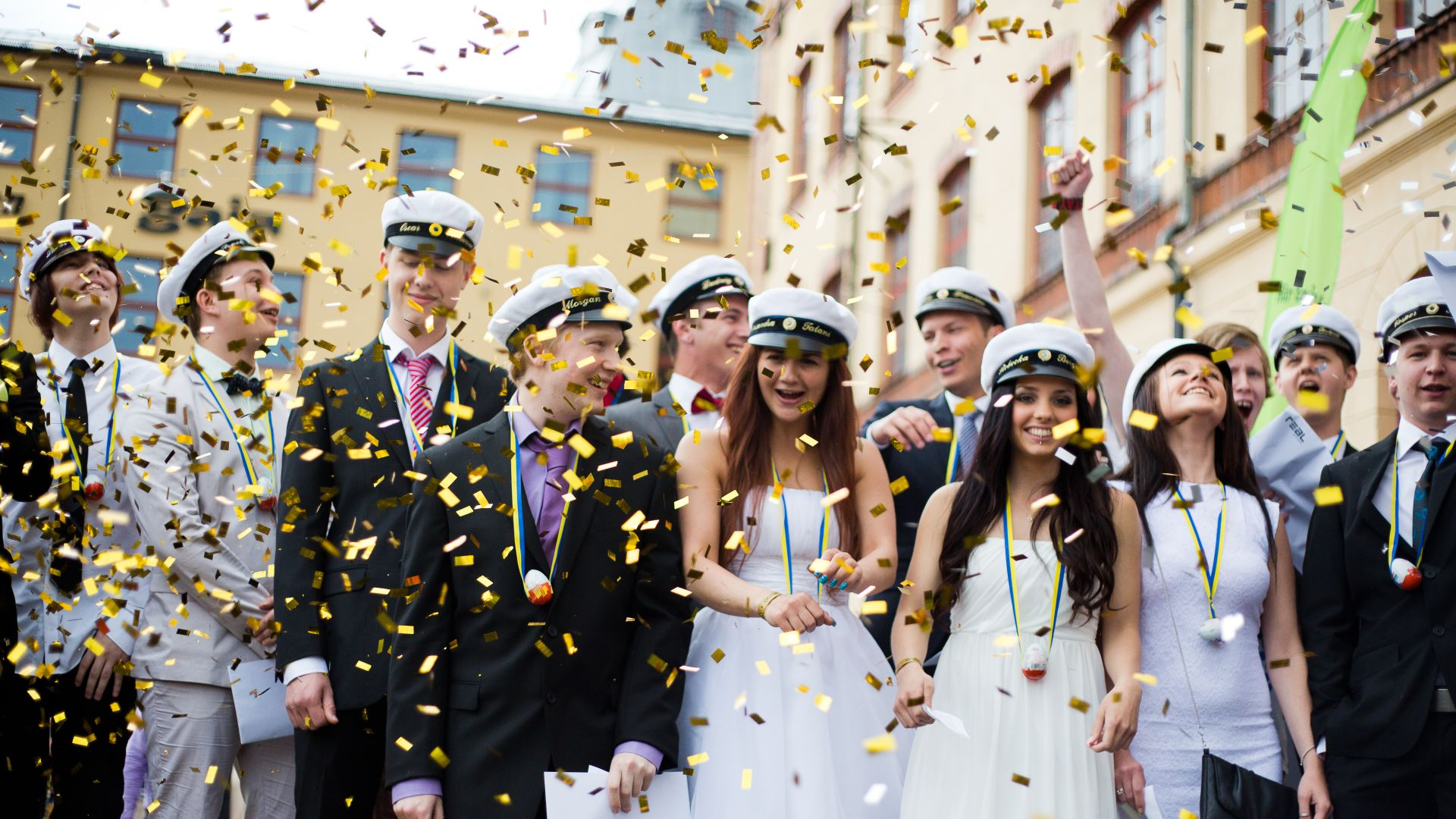Studenten 2020 Realgymnasiet Uppsala
