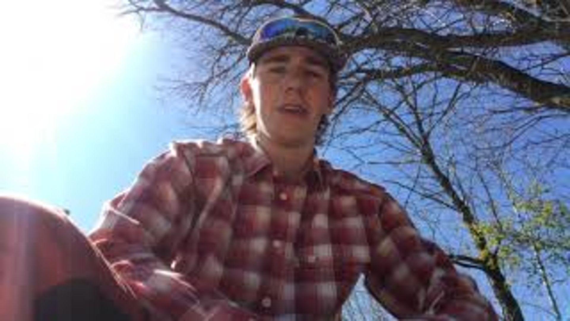 Elias berättar om Natur & Äventyrsutbildningen
