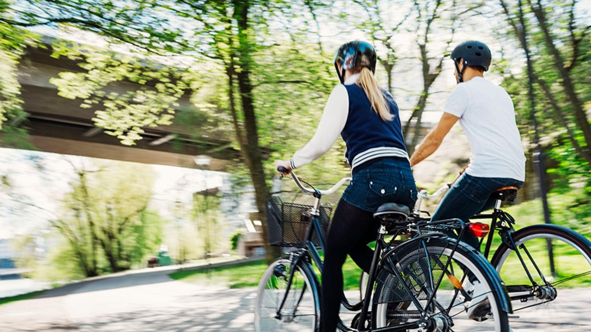 Ta cykeln till skolan