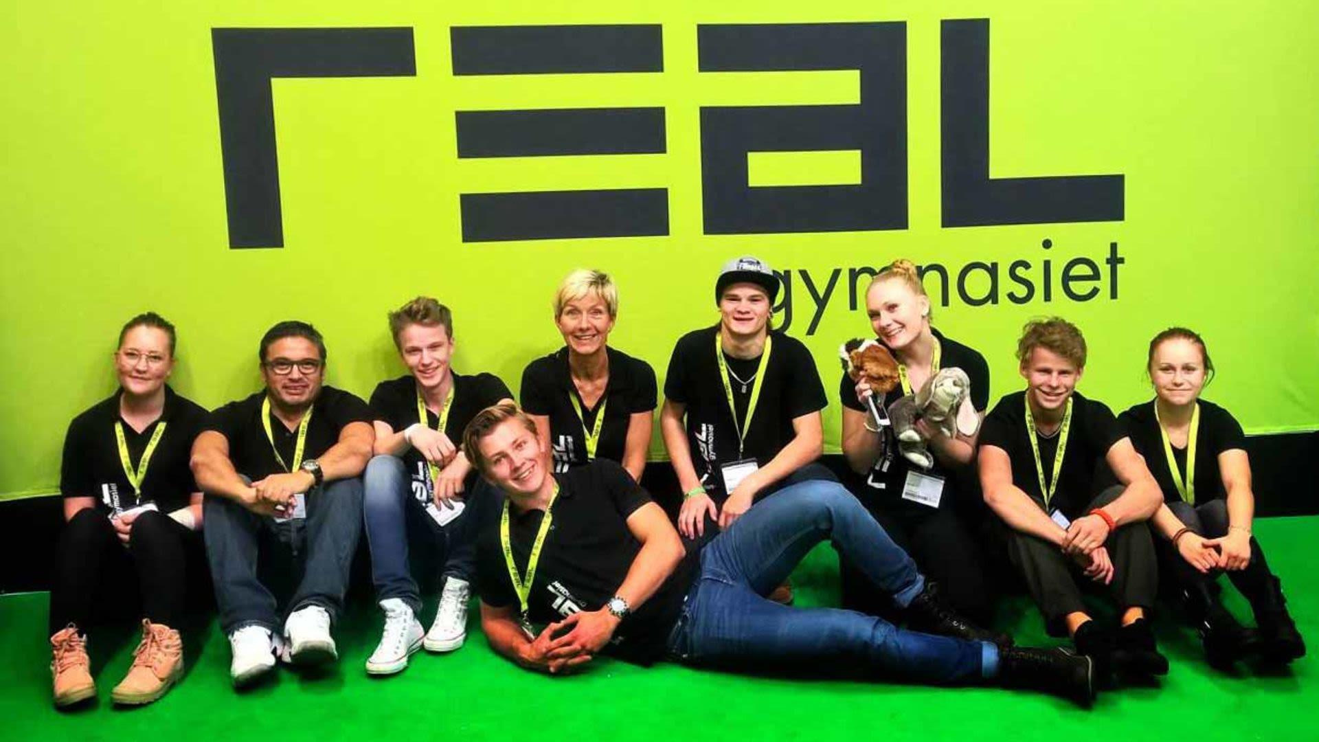 Vi kommer vara med på Sveriges största digitala gymnasiemässa!
