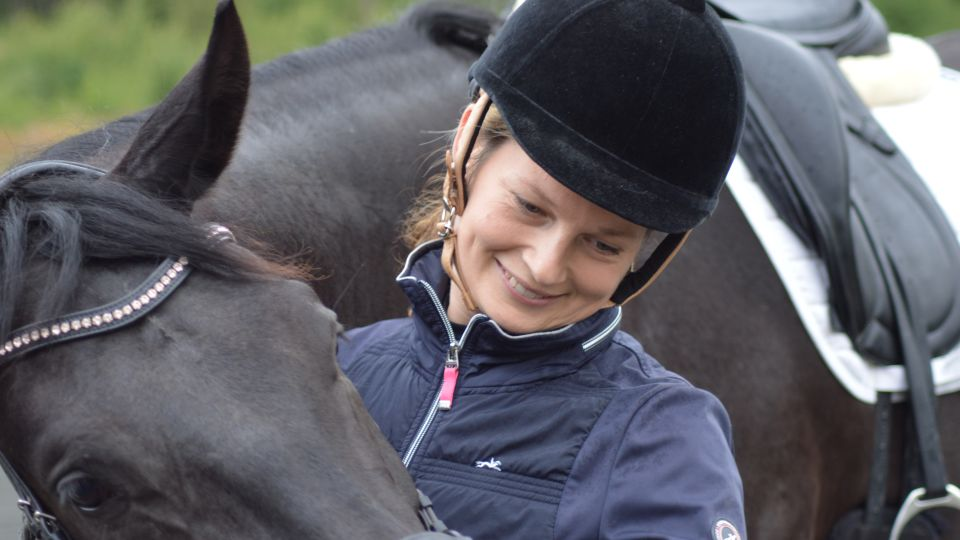 Lär känna vår hästlärare Marie