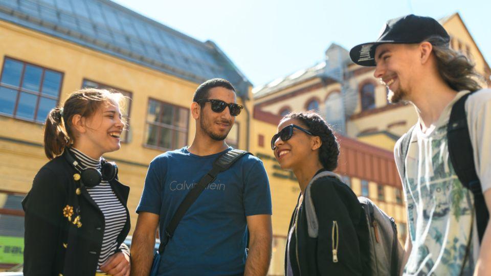 Realgymnasiet i Norrköping startar ny utbildning  med jobbgaranti tillsammans med Great Security