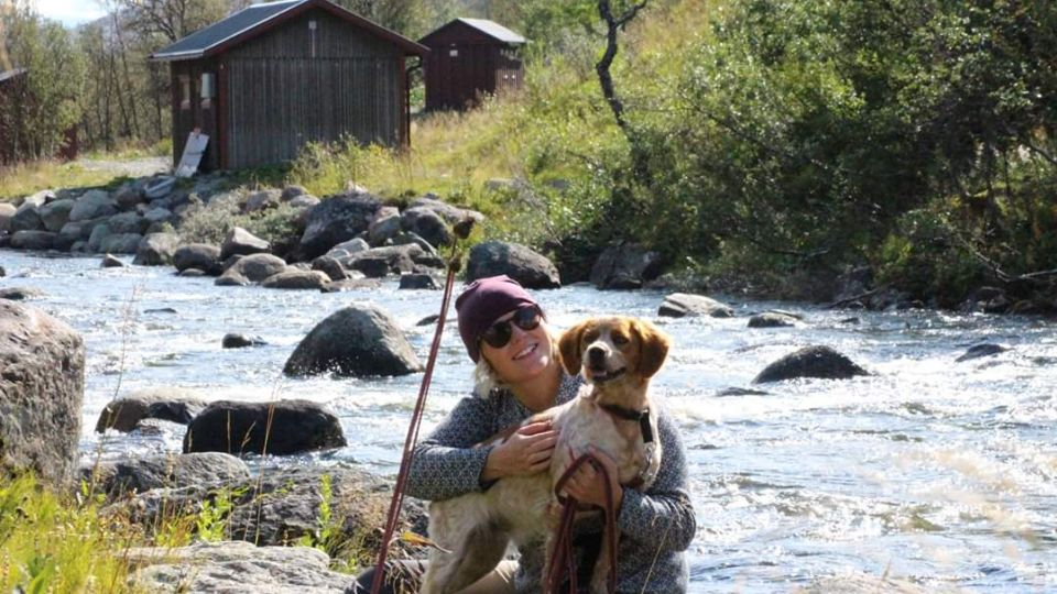 Träffa Sophie, mentor på Naturbruksprogrammet!
