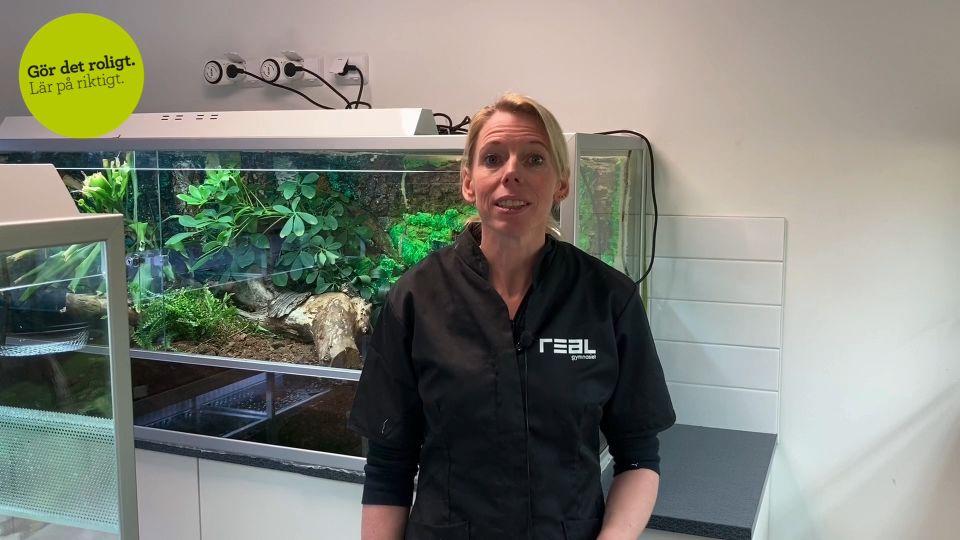 Intervju med djurvårdsläraren Charlotte