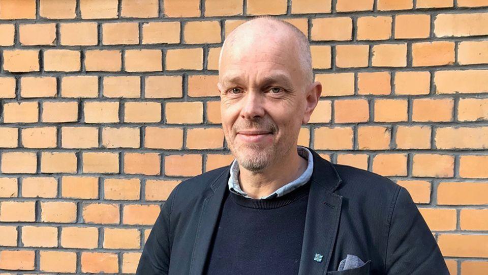 Rektor klar för nya Realgymnasiet i Karlstad