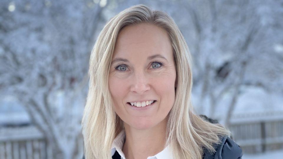Hon blir rektor för nya Realgymnasiet i Borlänge.