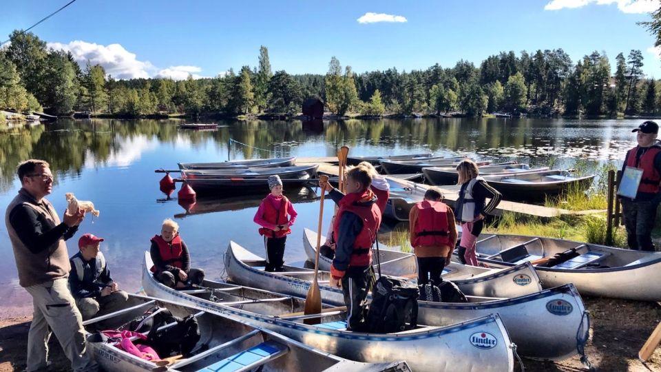 Erlaskolan i Falun har startat en ny natur & äventyrssatsning