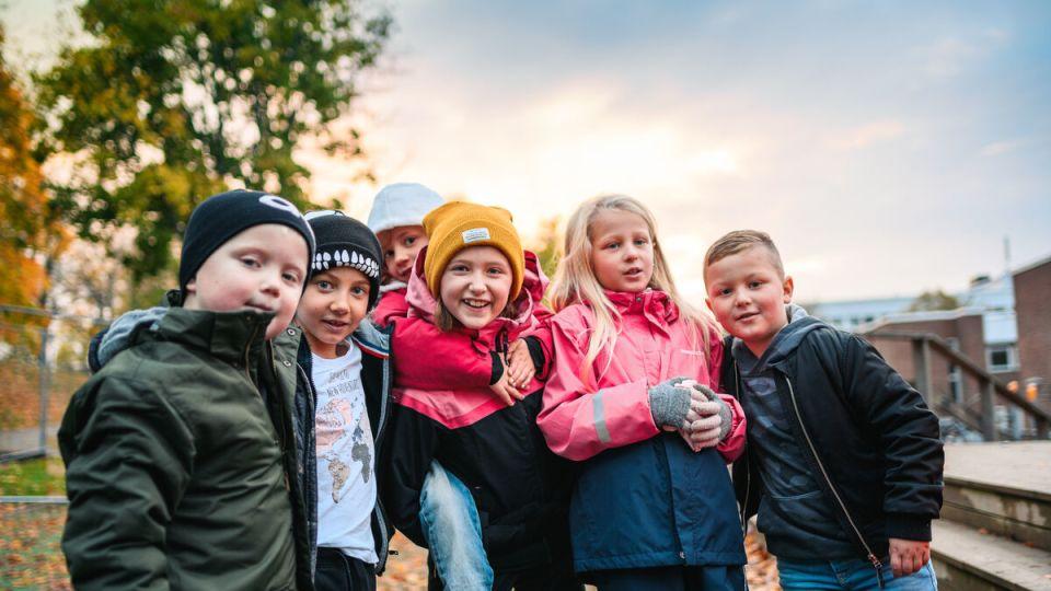 Erlaskolan Östra tar gemensamt ansvarstagande för elevhälsoarbetet till nästa nivå