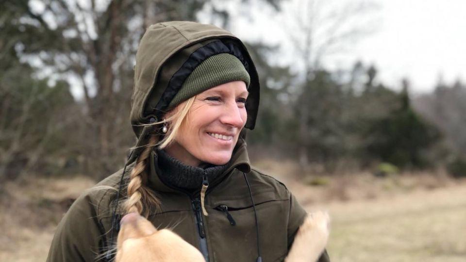 Sandra Jansson – vår Hundlärare