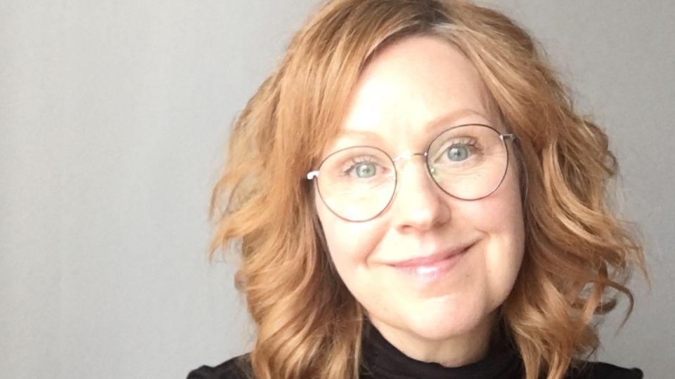 Presentation - Sofia Söder specialpedagog och lärare i svenska.