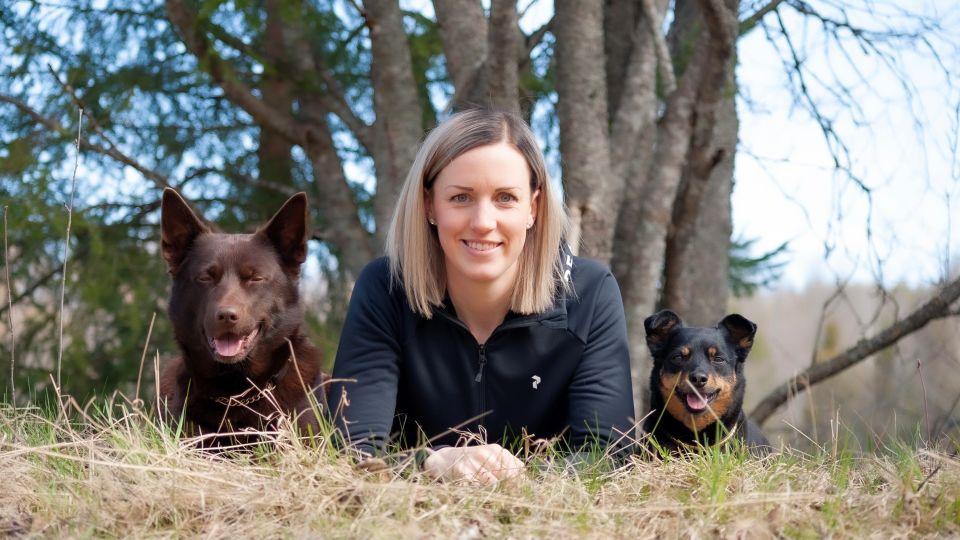 Presentation - Sophia Adrian lärare i djurvård.