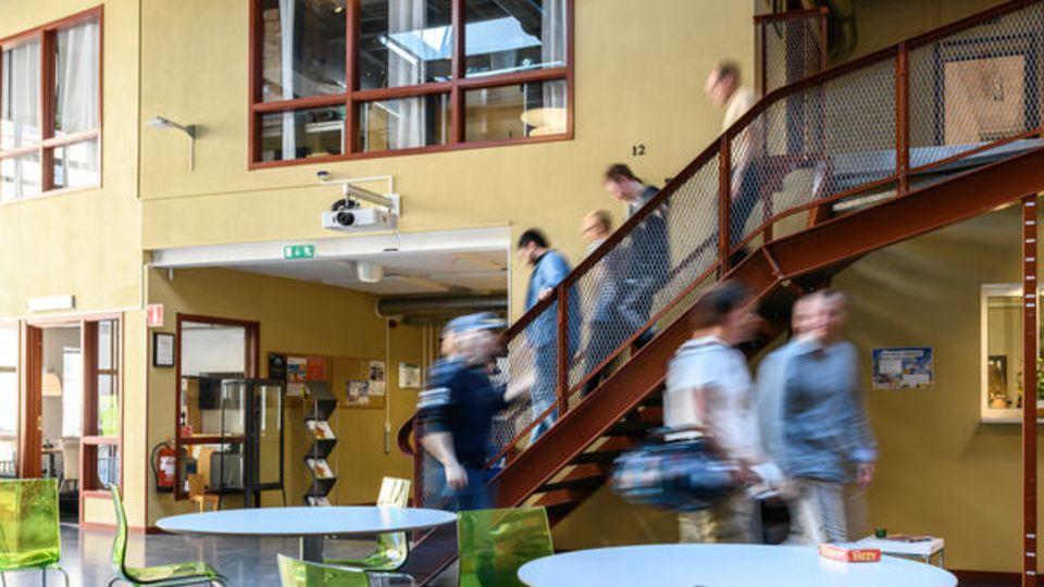 Rekordstort intresse för Realgymnasiets gymnasieutbildningar