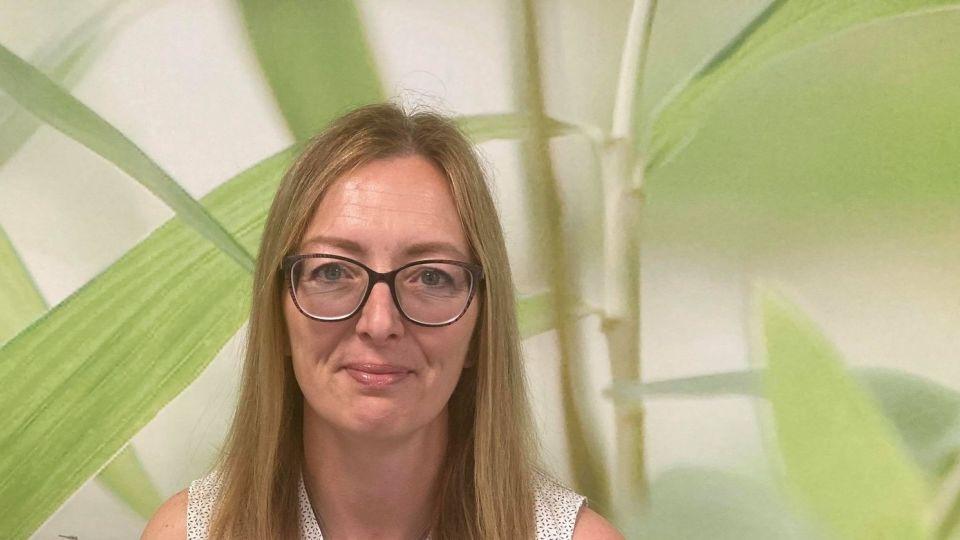 Möt Sjaunja - en av skolans yrkeslärare