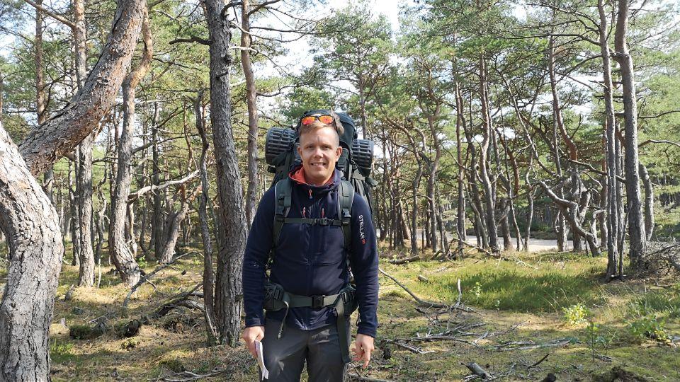 Möt Emil - yrkeslärare för Naturturism