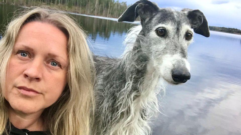 Här kommer en hälsning från Linda - vår nya yrkeslärare på Sällskapsdjur & Hund