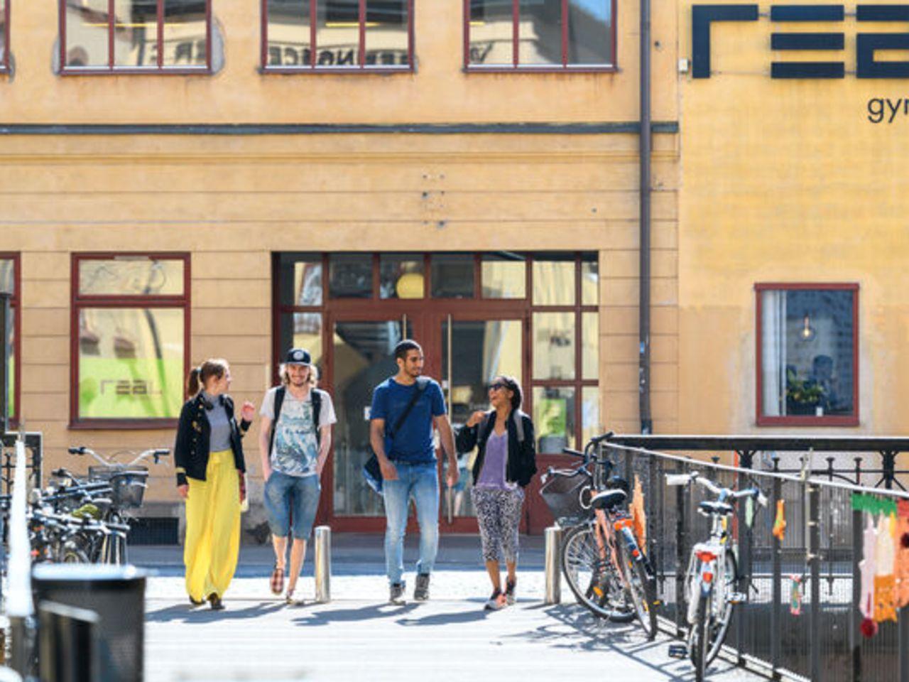 Realgymnasiet startar i Borlänge