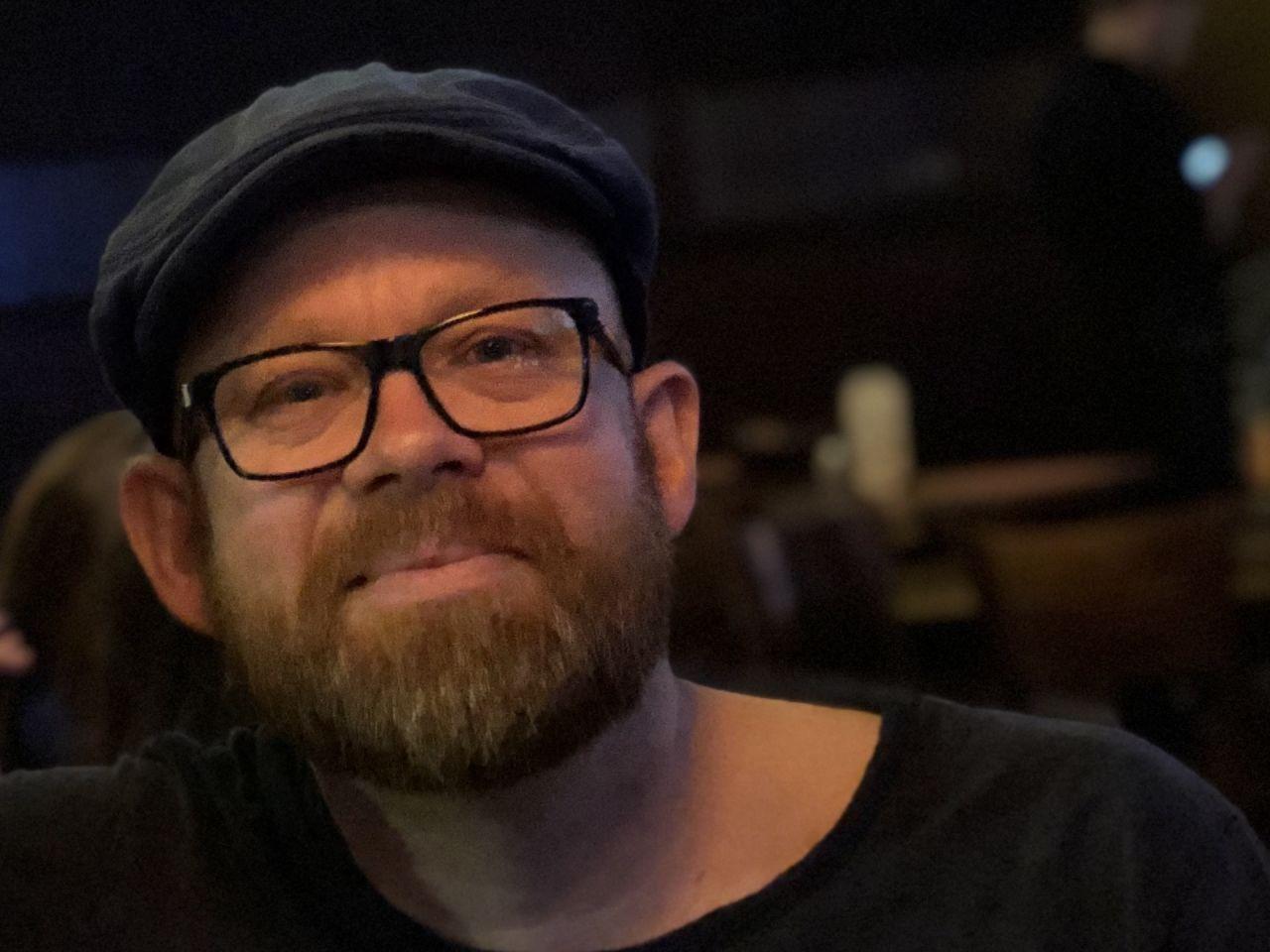 Anders från Skapaskolan nominerad till Guldäpplet 2021