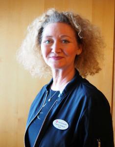 Helene Olofsson, Lärarförbundets ordförande i Sjöbo