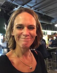 Pernilla Gren, rekryteringschef på Lärarförbundet