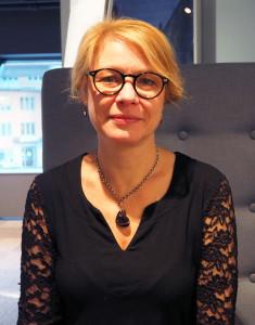 Elisabet Mossberg, förbundsstyrelsen
