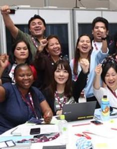 Japanska delegationen