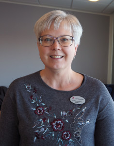 Gunilla Norström, ordförande i Borlänge