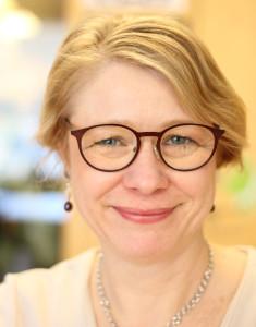 Elisabet Mossberg, arbetsmiljöexpert