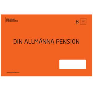 Image result for allmän pension
