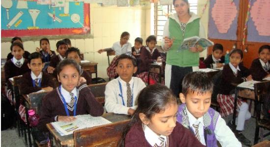 Klass Indien