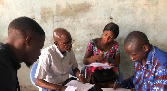 Lärare i Kinshasa