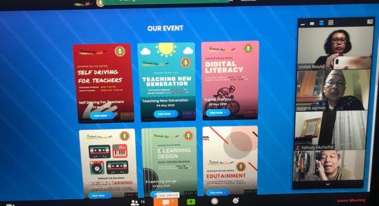 PGRI digital literacy